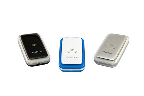 LED Air Purifier | Mobile Air Ionizer Device