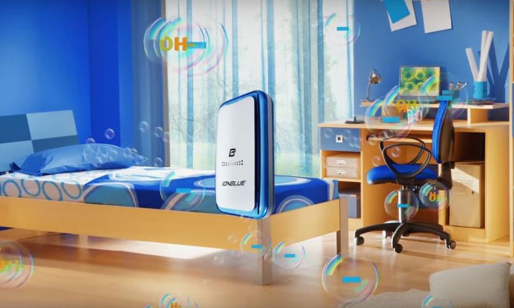 Air Purification Device | Portable Air Purification | Portable Air Ionizer