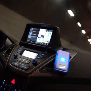 Shake Off Mobile Ionizer